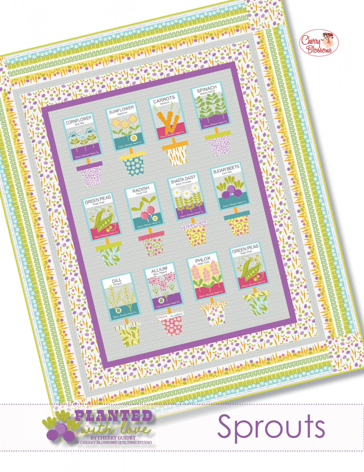 Sprouts Quilt