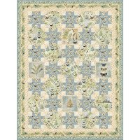 Forest Study - Forest Stars Quilt Kit