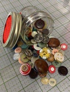 Grandma's Button Jar