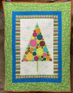 Very Merry Funky wall hanging kit