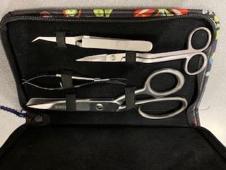 Singer scissor collection