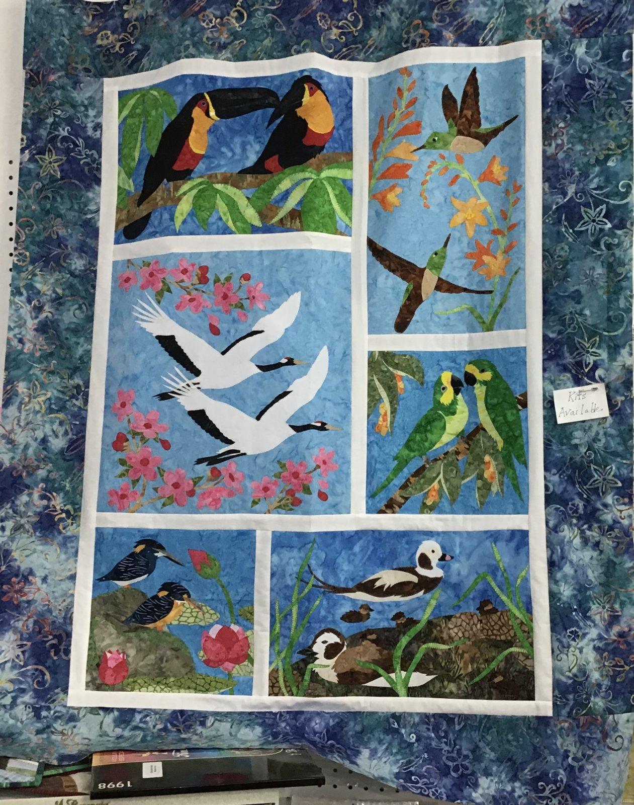 Endangered Birds Kit