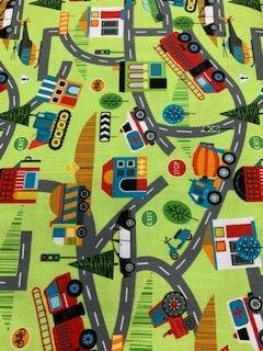 Around town road map