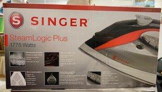 Singer SteamLogic Plus Iron