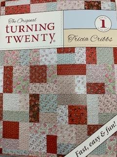 Turning 20 FLANNEL KIT 70x86