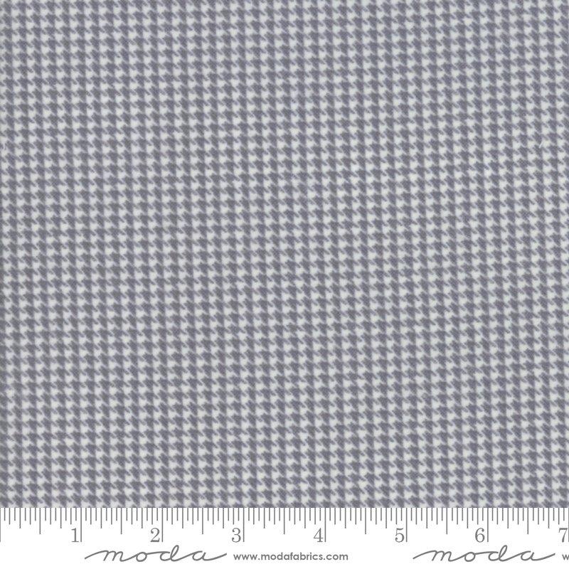 Farmhouse Flannels II Cream Graphite 49106 17F