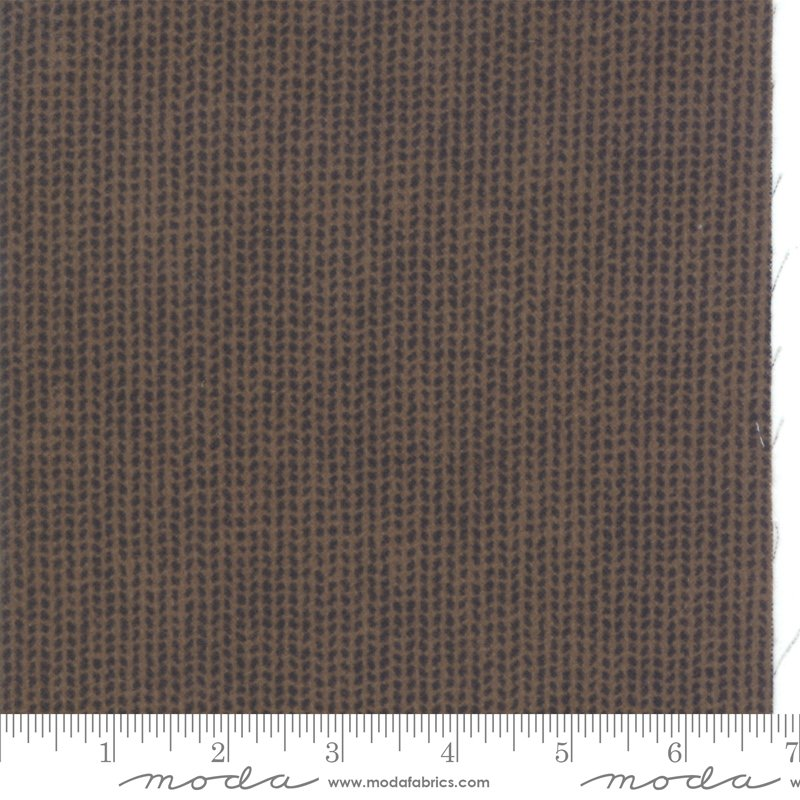 Farmhouse Flannels II Mocha 49107 16F