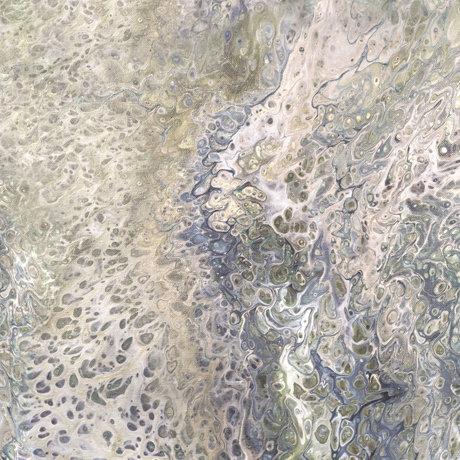 Fusion Splash Grey By QT Fabrics 27607 K