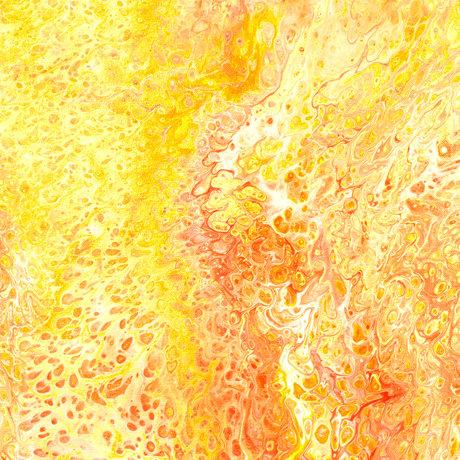 Fusion Splash Marigold By QT Fabrics 27607-S
