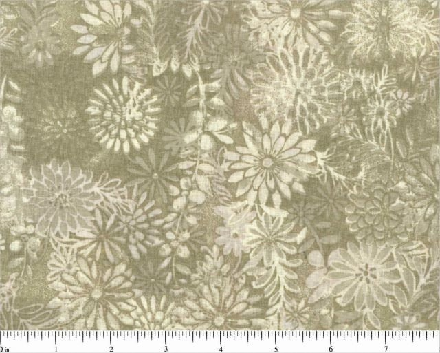 Santee Works Fabrics Quilt Backing 108 Wide Beige BD-48382-700