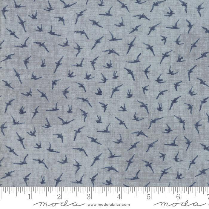 Ebb And Flow Sky 1481 23 By Moda Fabrics
