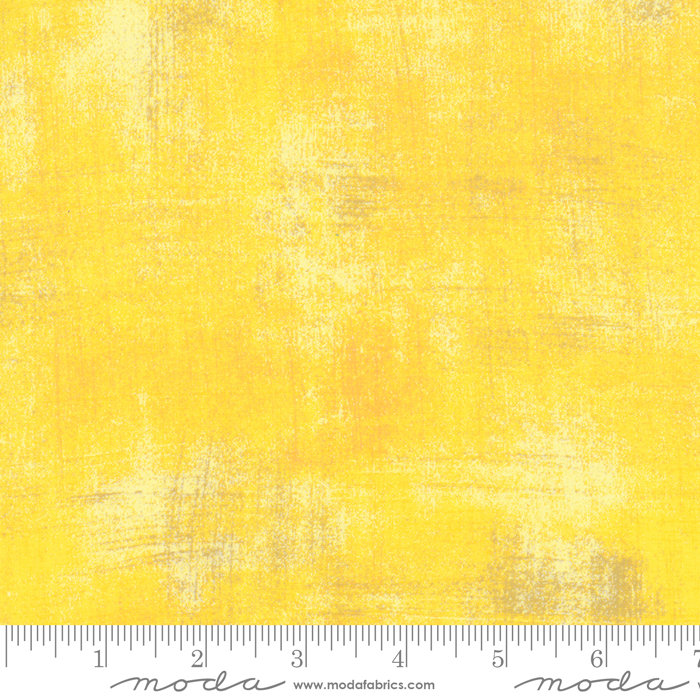 Moda Grunge Basic Fabric Sunflower 30150 281