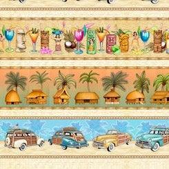 Postcard Panel Quilt Kit