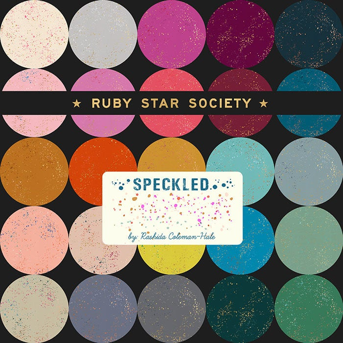 Speckled Layer Cake by Ruby Star Society for Moda RS5027LC