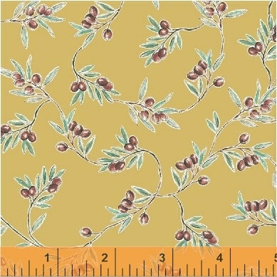 Windham Bella Toscana - Vegetables Sole Yardage By Whistler Studios 51352-3
