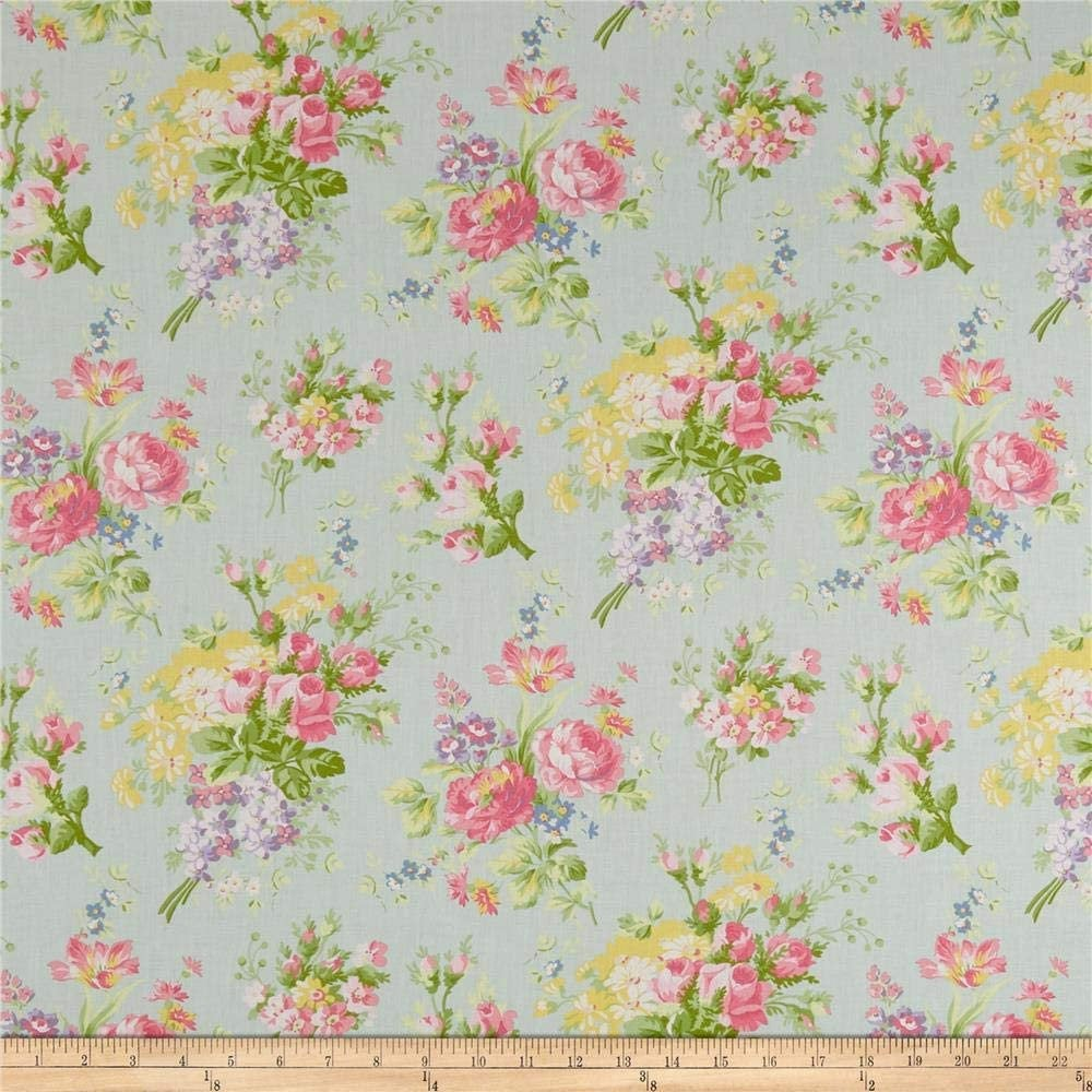 Windham Fabrics Whistler Studios Roslyn Floral Bouquets