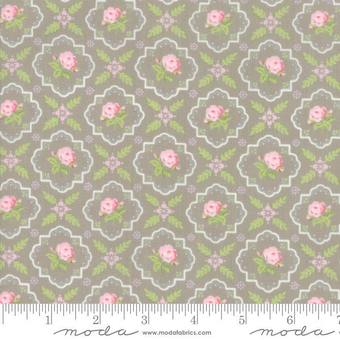 Finnegan Fat Quarters Bundle 3 By Brenda Riddle By Moda Fabrics