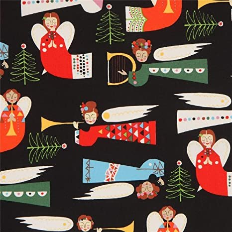 Alexander Henry Holiday Pine Devine-8750B