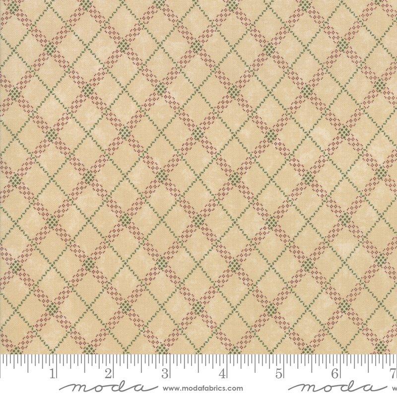 Sweet Holly Tan 9635 11  by Kansas Troubles for Moda Fabrics