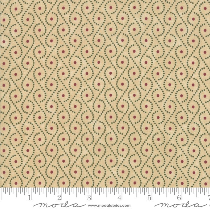 Sweet Holly Tan 9636 11 By Kansas Troubles for Moda
