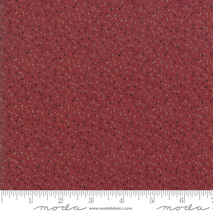 Sweet Holly 9638 13 Red  by Kansas Troubles for Moda Fabrics