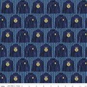 FFA Forever Blue Jacket Blue Fabric By Riley Blake Design