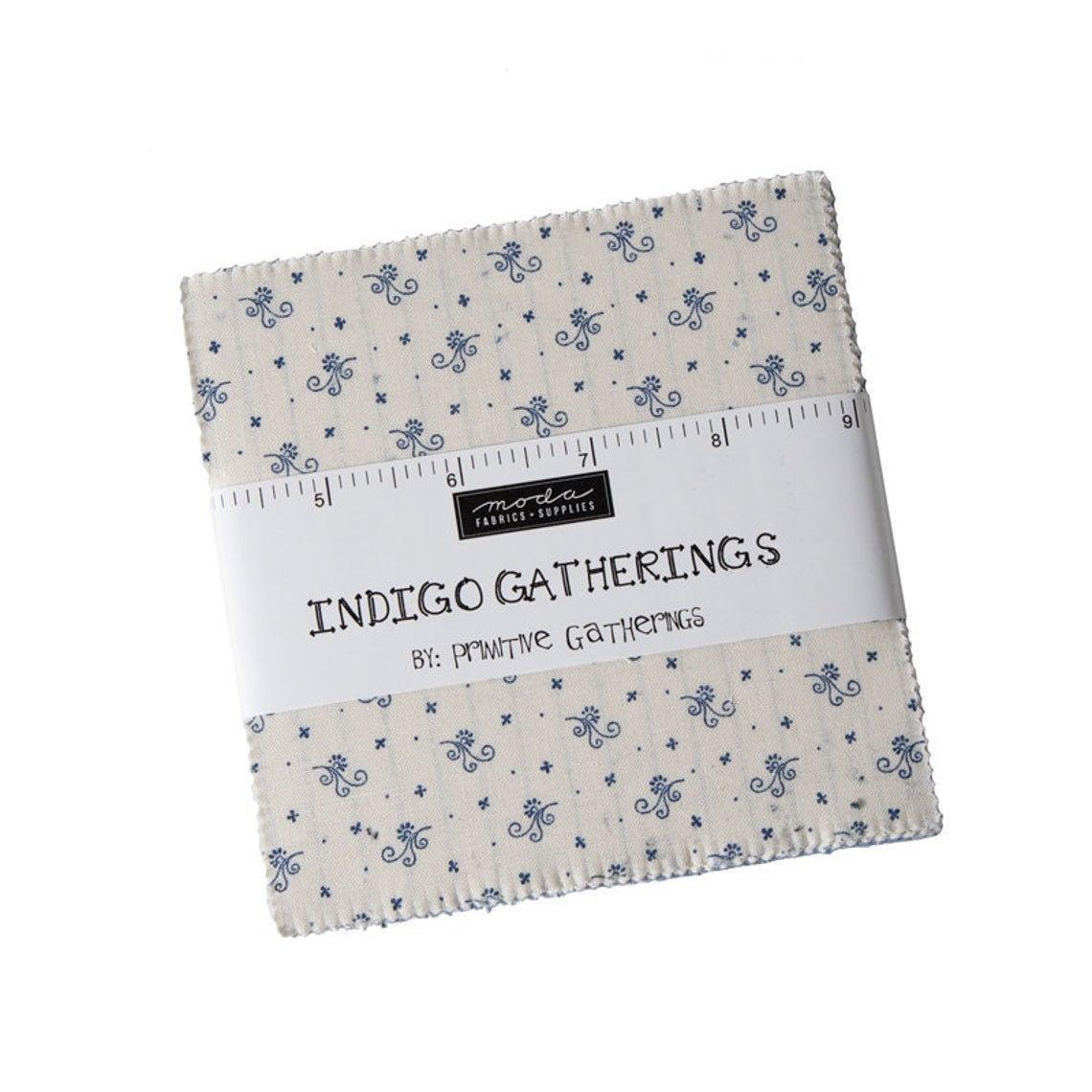 Indigo Gatherings Layer Cake