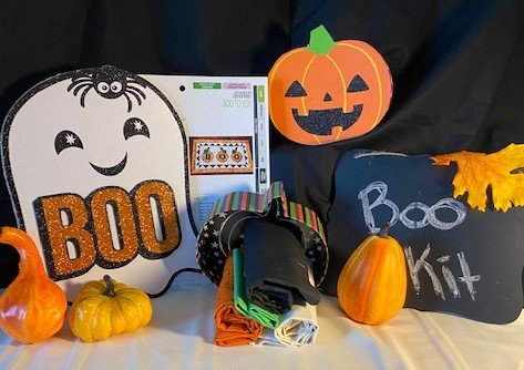 Boo to You Project Kit