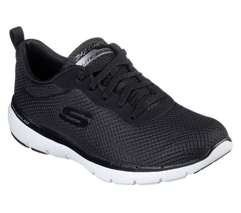 Skechers Flex Appeal 3.0 First Insight 13070 BLK
