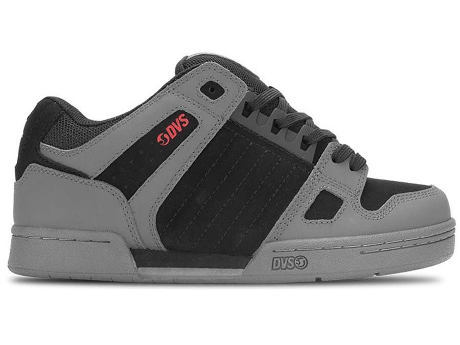 DVS Celsuis grey charcoal red