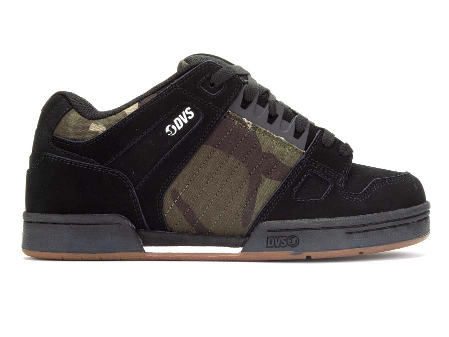DVS-CELSIUS BLACK CAMO