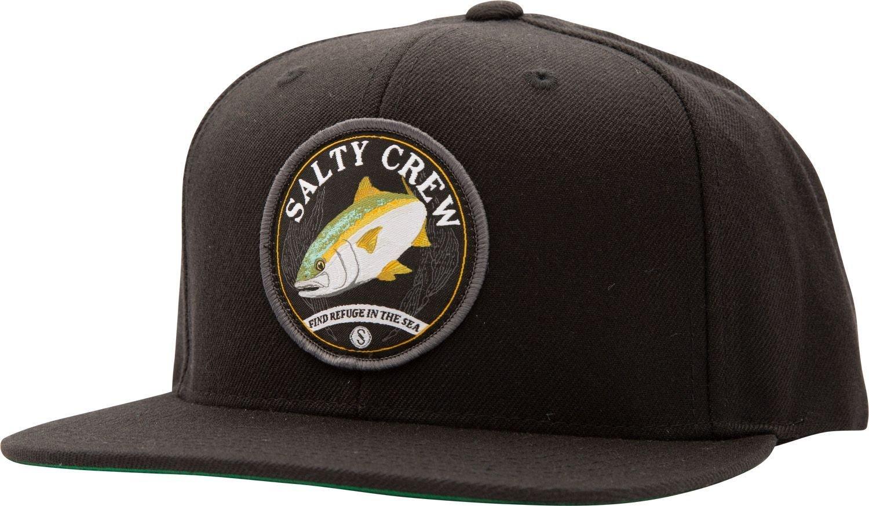 SALTY CREW - HOMEGUARD 6 PANEL BLK