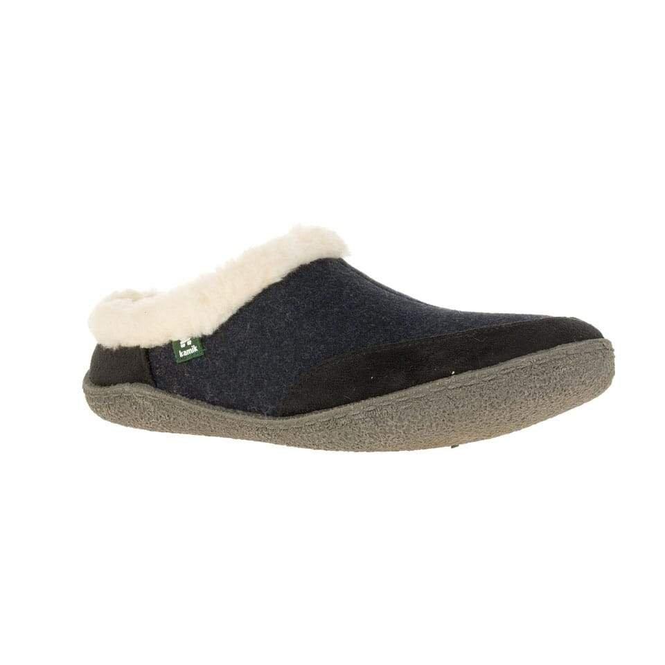 KAMIK CABIN mens slippers blk/navy
