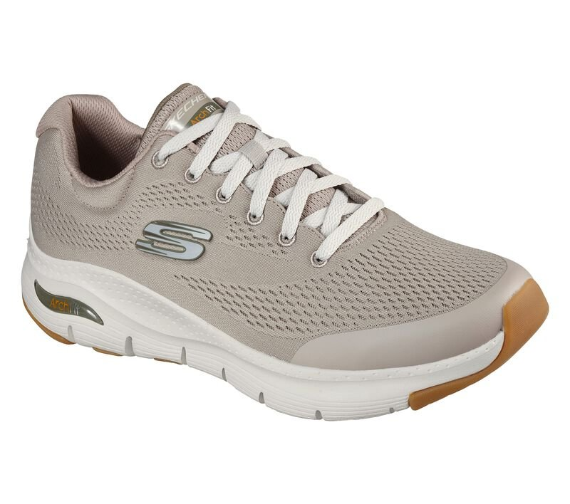 SKECHERS - ARCH FIT TAUPE