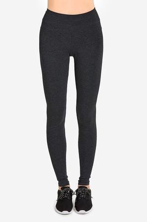 Sofra Ladies Cotton Leggings