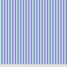 Tent Stripes -Petunia