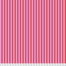 Tent Stripes -Poppy