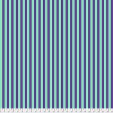 Tent Stripes -Iris