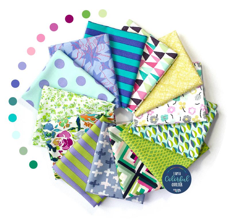 Sew Colorful Meadow Bundle