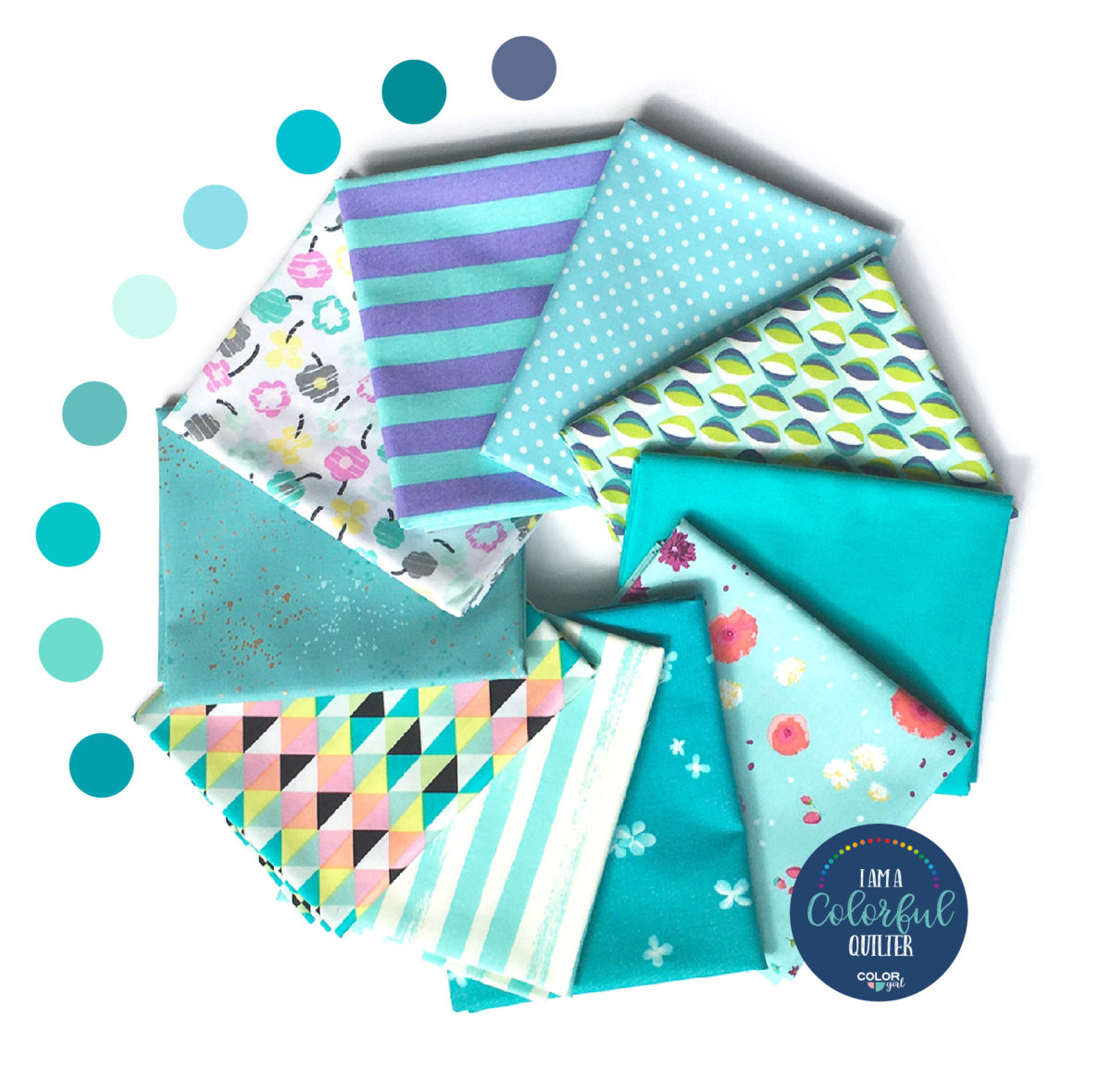 Sew Colorful Splash Bundle