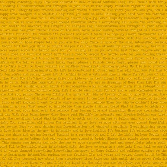 Sun Print Text -Happy Sun