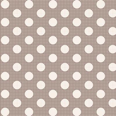 Tilda Dots -Gray