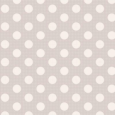 Tilda Dots -Light Grey
