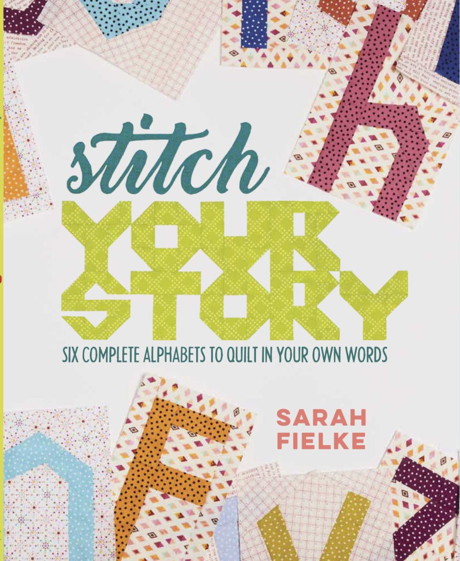 Stitch Your Story (book)