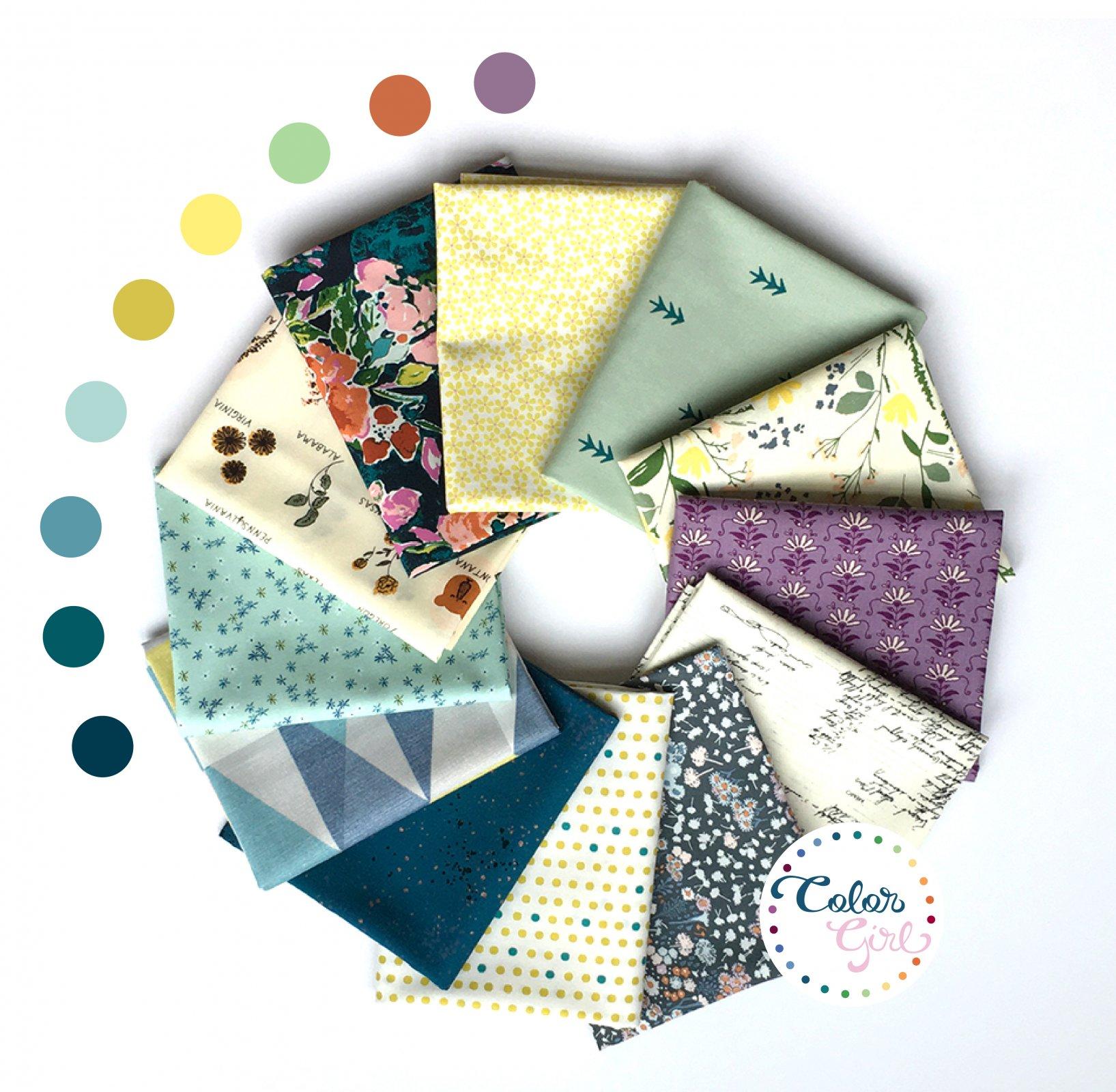 Sew Colorful Antique Shop Bundle