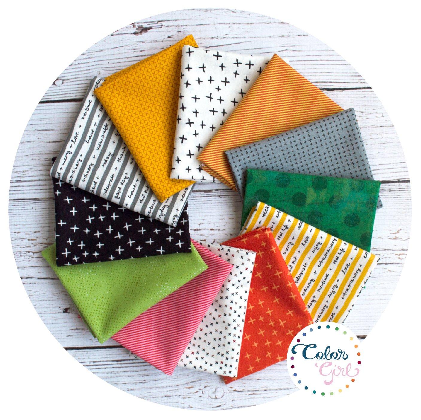 Sew Colorful Quotation Bundle