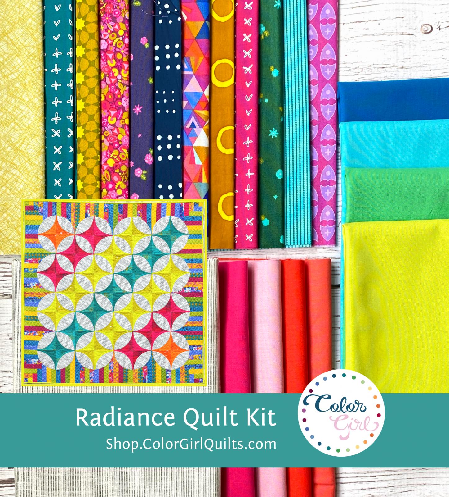 Radiance Quilt Kit