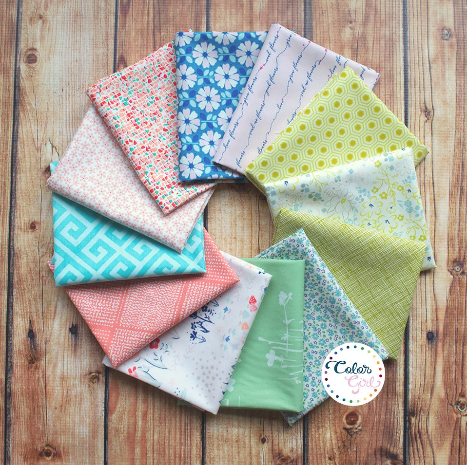 Sew Colorful Spring Bundle