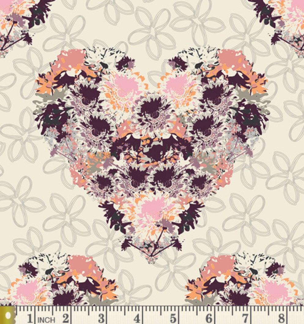 Heart Fields Forever by Art Gallery Fabrics