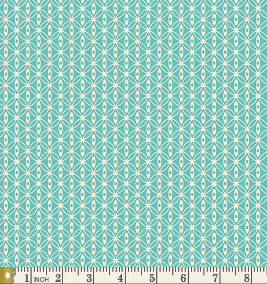 Knotty Rain fabric EMG-4601 designed by BariJ Emmy Grace  Collection for AGF